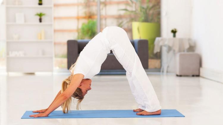 60 Minute Power Vinyasa Yoga Flow