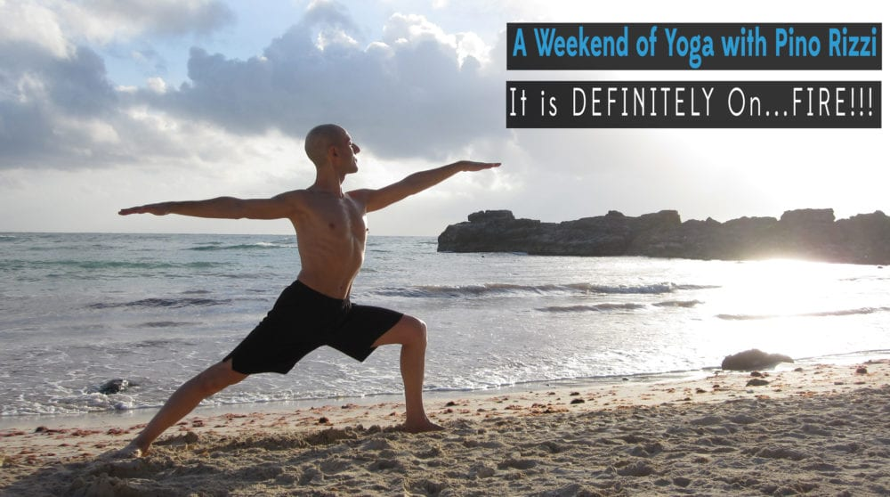 A Weekend With Pino Rizzi Of Power Yoga Canada
