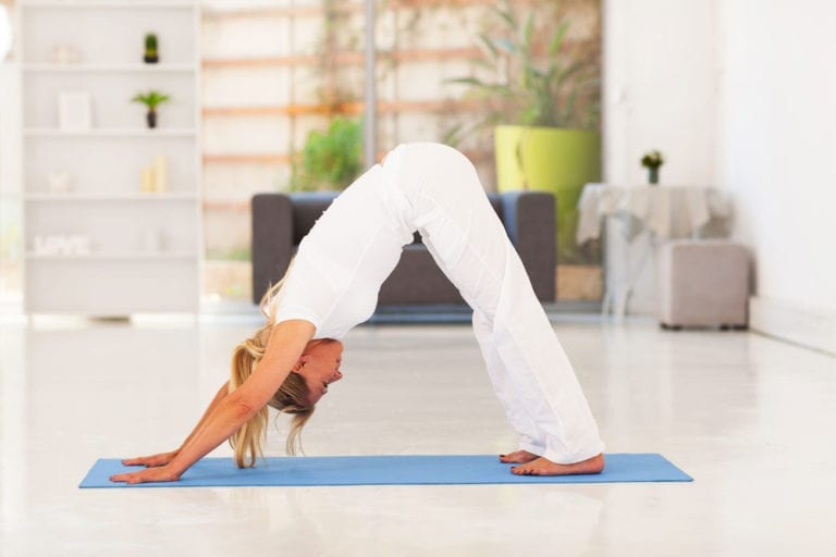 20 Minute Power Vinyasa Yoga Flow