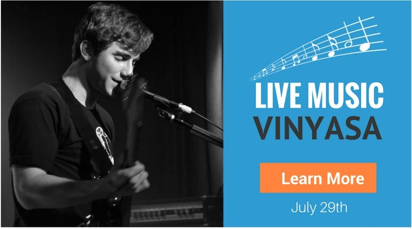 170729 Live Music Vinyasa Yoga with Jimmy Cinski - Sidebar