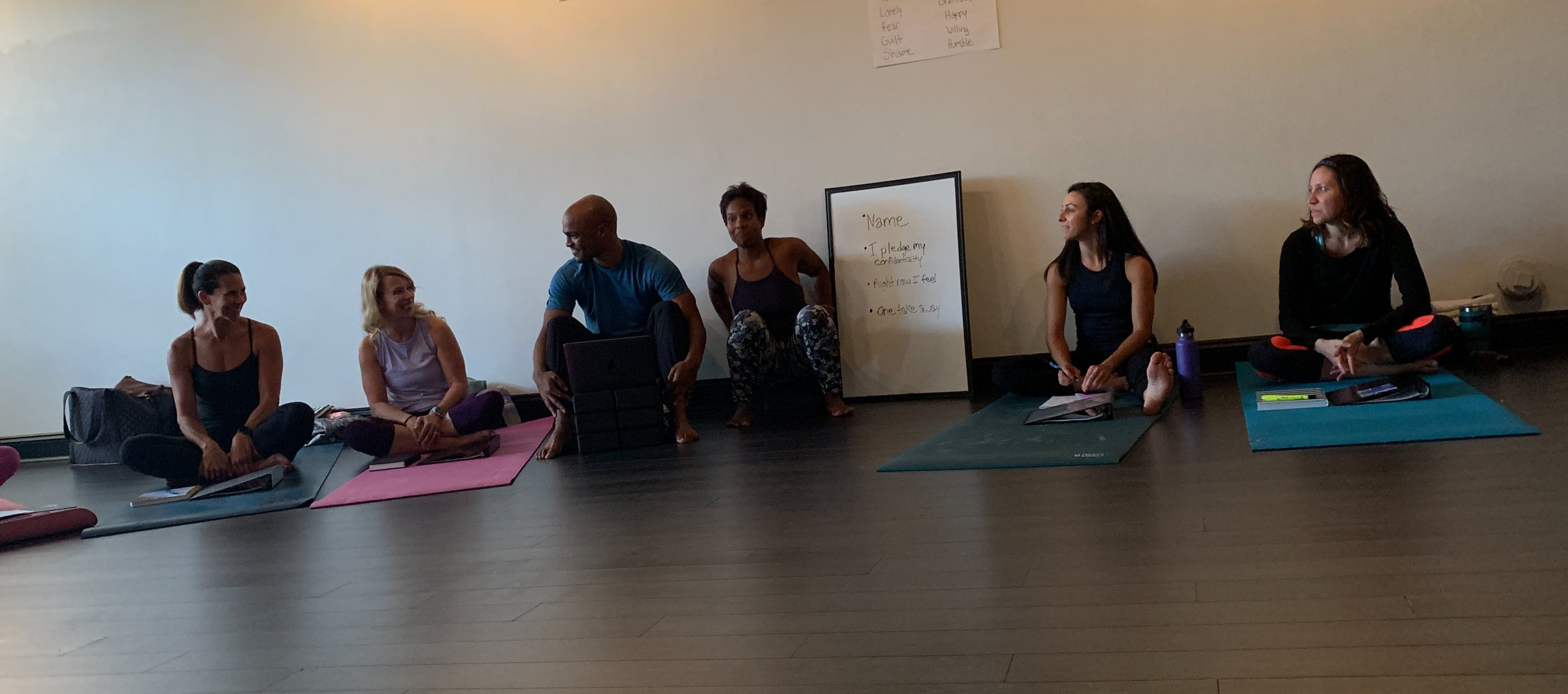 2019 Teacher Training - Weekend 1 - 001