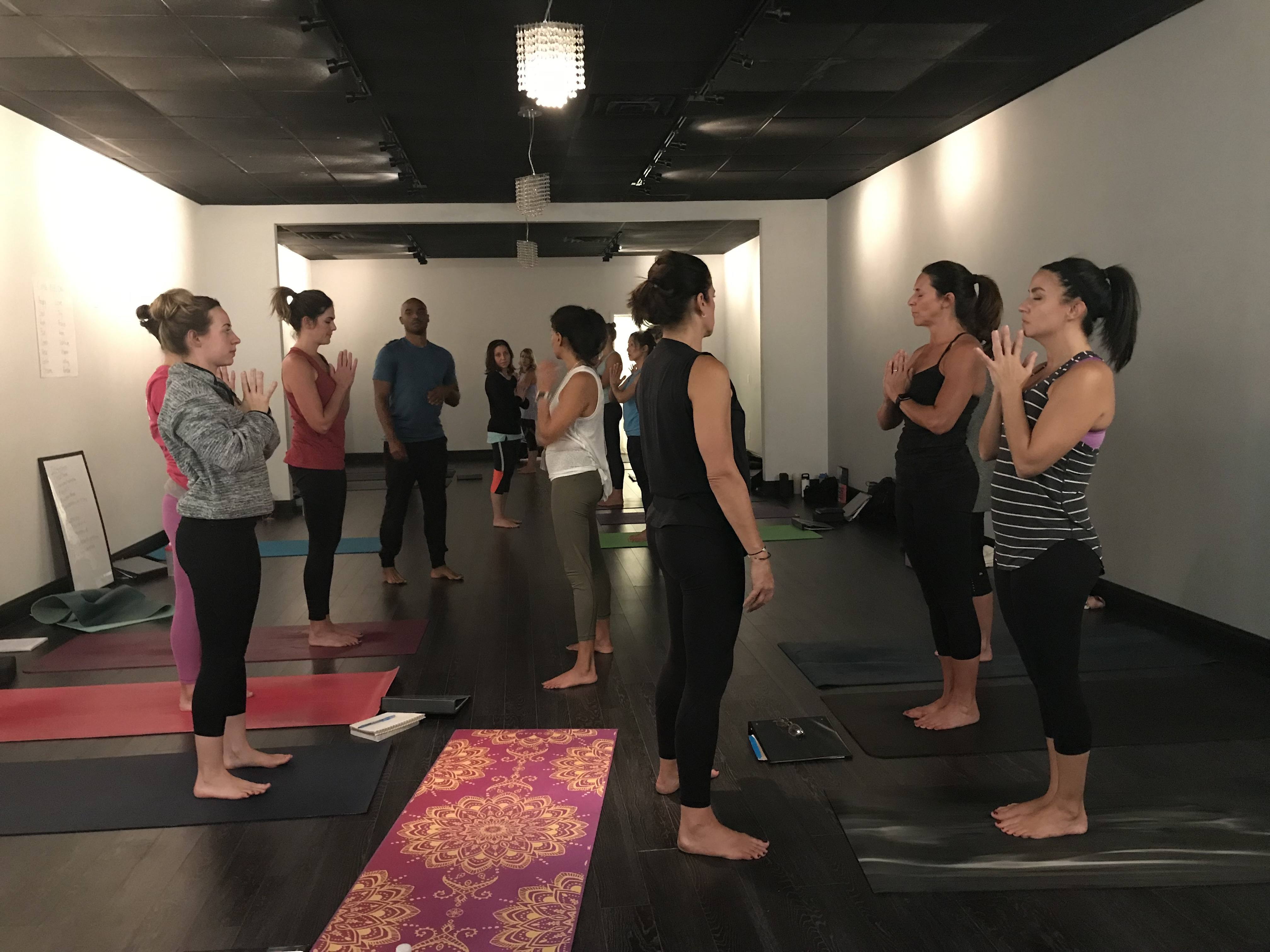 2019 Teacher Training - Weekend 1 - 003